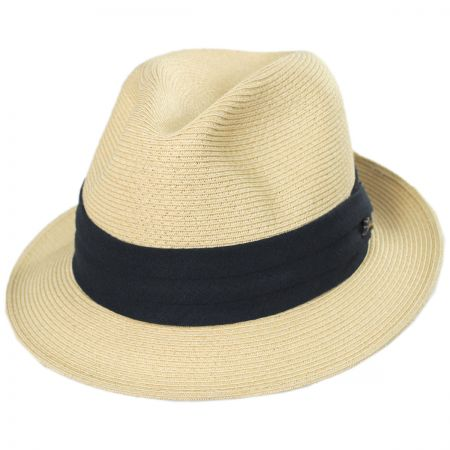 adb0b7d7152fe Fedora 2 Brim at Village Hat Shop