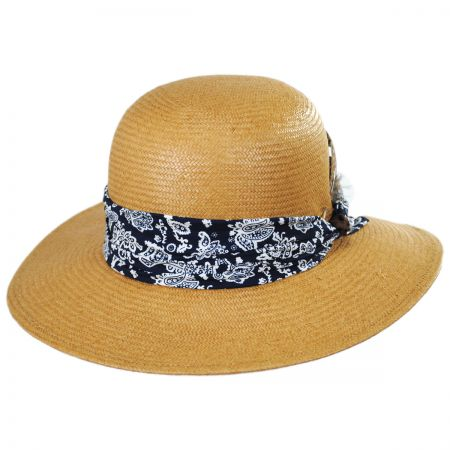 Leather Sun Hats at Village Hat Shop 5227c0b03e5