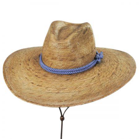 San Diego Hat Company Tripilla Straw Lifeguard Hat a7b119b5533