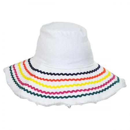 Ric Rac Cotton Sun Hat alternate view 1