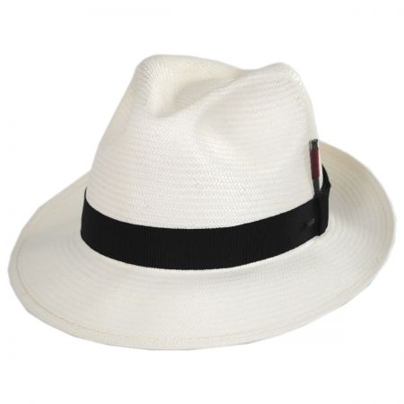 Cosmo Toyo LiteStraw Trilby Fedora Hat alternate view 26