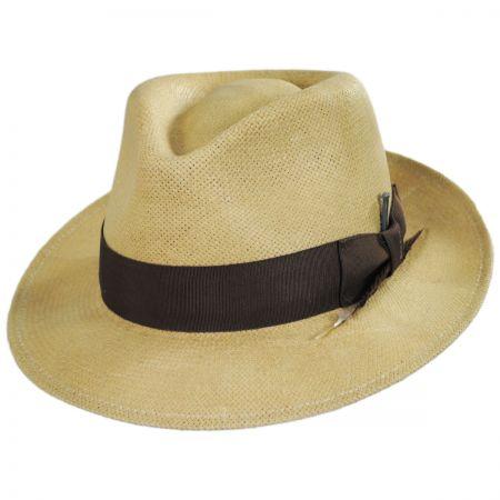 Outen Toyo LiteStraw Fedora Hat alternate view 5