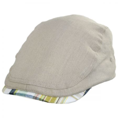 Ornett Linen Blend Ivy Cap alternate view 9