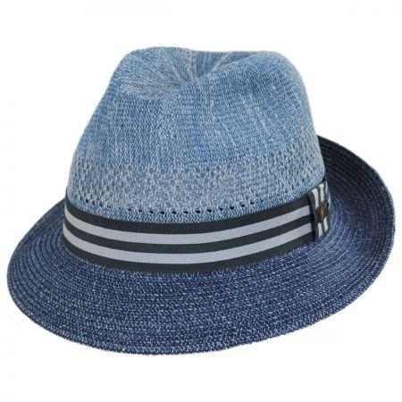 94ad65310e8 Cotton Blend Fedora at Village Hat Shop