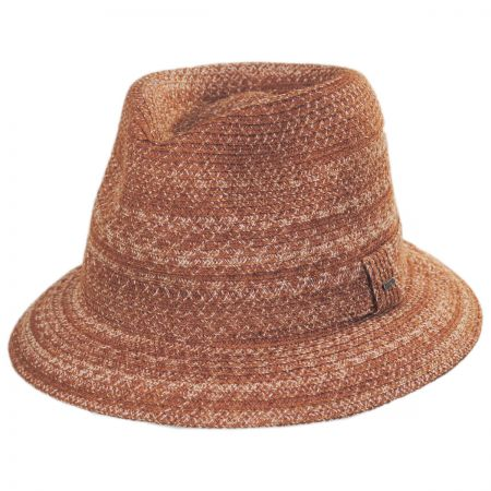 Freddy Braid Fedora Hat alternate view 9