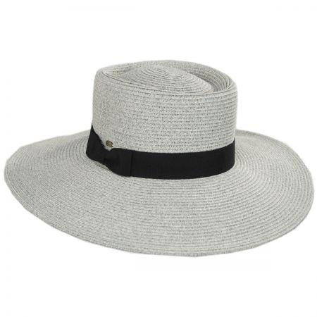Scala Planter Toyo Straw Blend Sun Hat