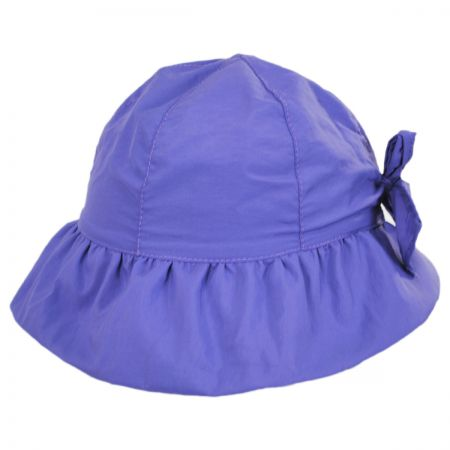 Hatchling Ruffle Brim Infant Bucket Hat
