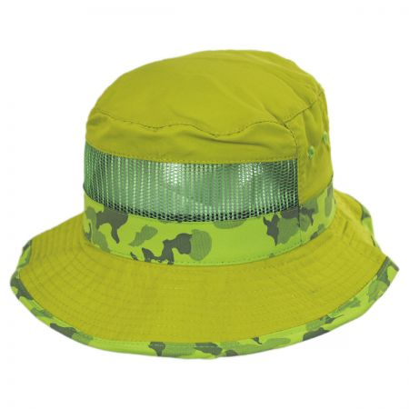 Scala Kids' Sea Turtle Bucket Hat