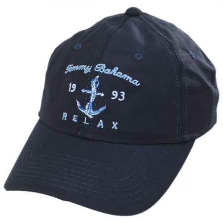fad65a674503 Navy Baseball Cap at Village Hat Shop