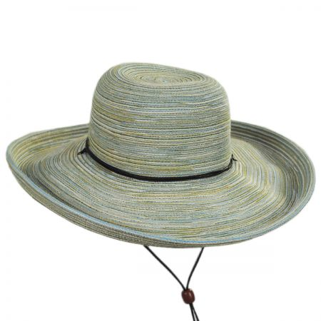 55c97db61297a Scala Sun Hat at Village Hat Shop