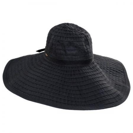 Antonia Ribbon Swinger Hat alternate view 1