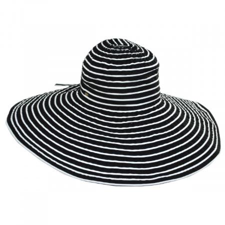 Antonia Ribbon Swinger Hat alternate view 5