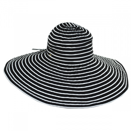 Scala Antonia Ribbon Swinger Hat