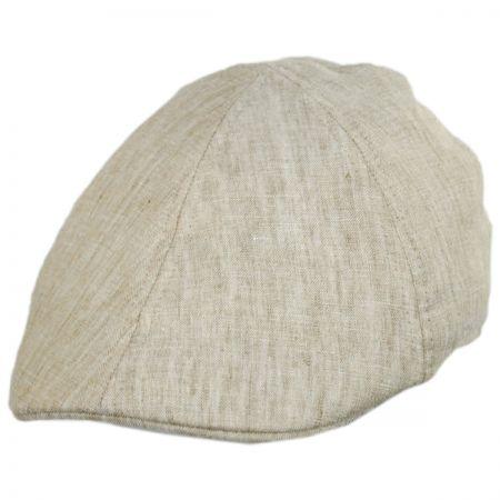 Stetson Pub Linen Duckbill Cap