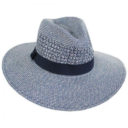 Betmar Blanchet Toyo Straw Blend Fedora Hat