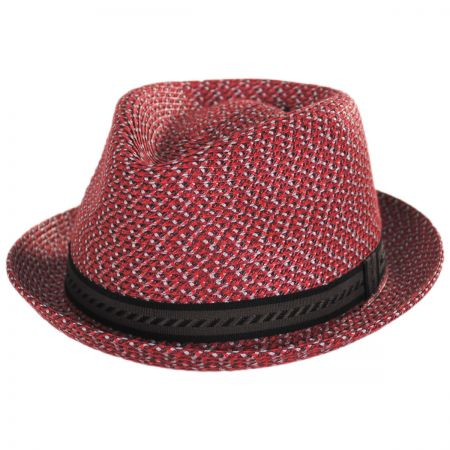 Mannes Poly Braid Fedora Hat alternate view 77