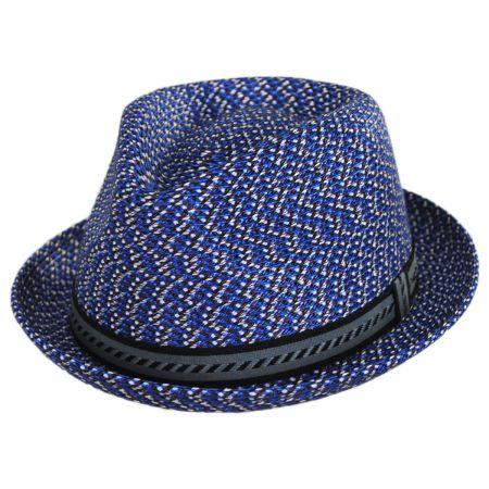 Mannes Poly Braid Fedora Hat alternate view 76