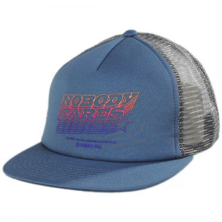 Neff Orphan Trucker Snapback Baseball Cap