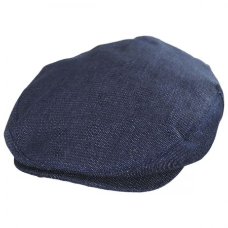 Brixton Hats Hooligan Denim Ivy Cap