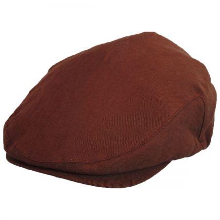 Brixton Hats Hooligan Cotton Ivy Cap