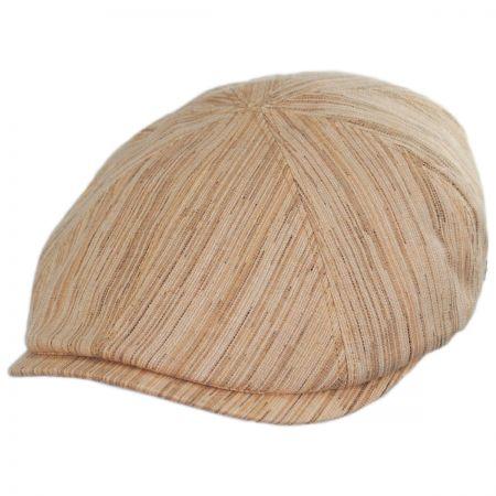 Robinson Cotton Blend Newsboy Cap