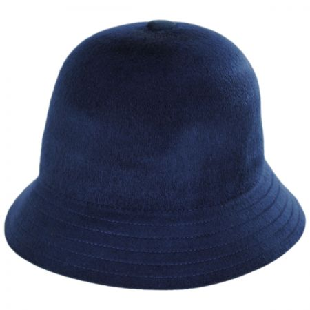 Essex Brushed Wool Felt Bucket Hat