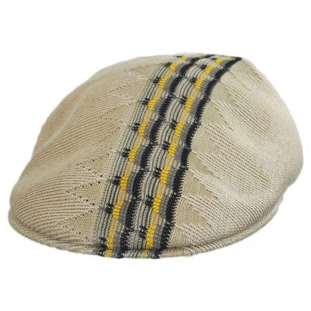 Tropic Argyle Stripe 504 Ivy Cap