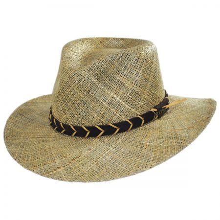 Alder Seagrass Straw Outback Hat alternate view 1