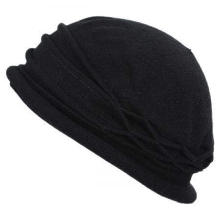 Camilla Cotton Cloche Hat alternate view 1