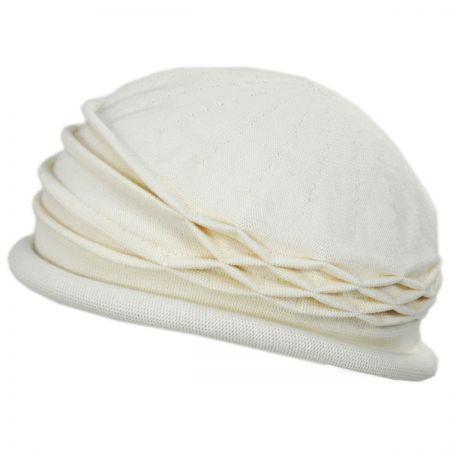Camilla Cotton Cloche Hat alternate view 3