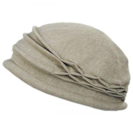 Camilla Cotton Cloche Hat alternate view 7