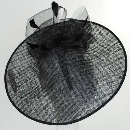 Miranda Sinamay Fascinator Hat alternate view 1