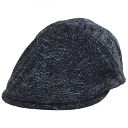 Kangol Marl 504 Cotton Blend FlexFit Duckbill Cap c6356cf5630f