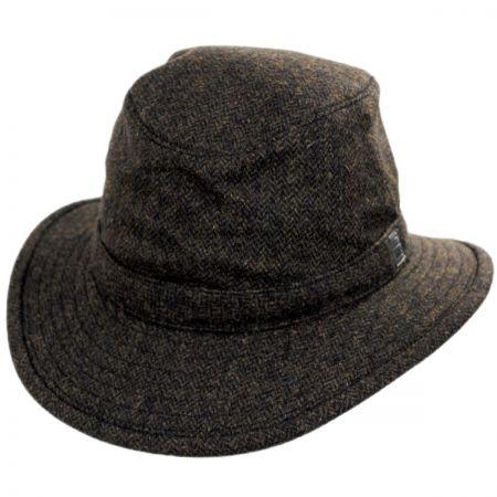 Tilley Endurables TTW2 Herringbone Wool Blend Hat