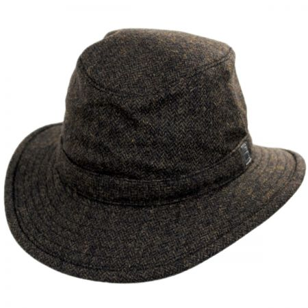 TTW2 Herringbone Wool Blend Hat alternate view 6