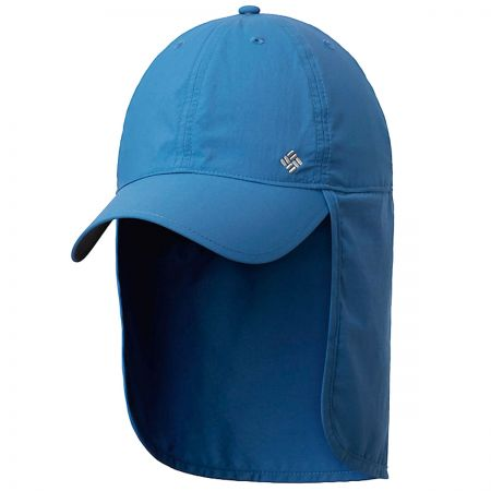 Columbia Sportswear Schooner Bank Cachalot Neckflap Baseball Cap
