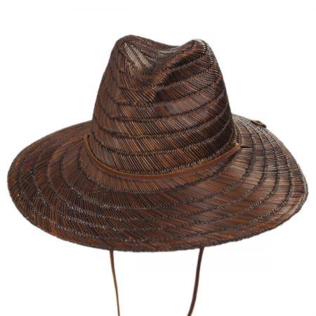 Bells Straw Lifeguard Hat alternate view 1