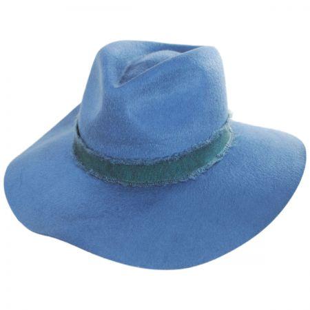 Ella Wool Felt Fedora Hat alternate view 14