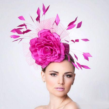 Alyssa Fascinator Hat