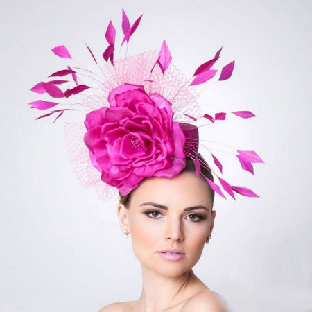 Arturo Rios Collection Alyssa Fascinator Hat