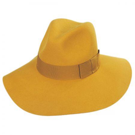 Piper Wool Felt Floppy Fedora Hat alternate view 73