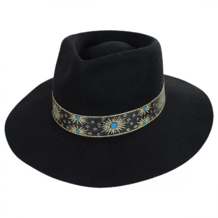 Lack of Color Phoenix Wool Fedora Hat