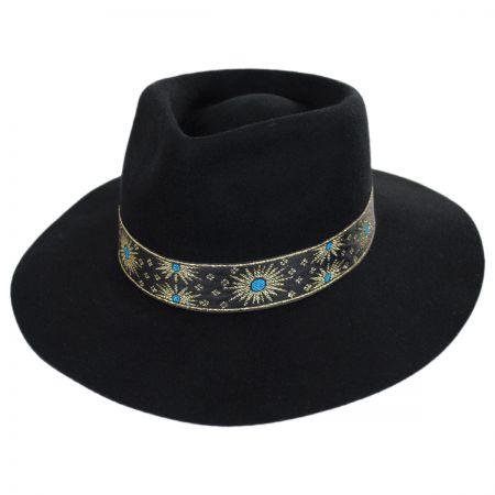 Phoenix Wool Fedora Hat