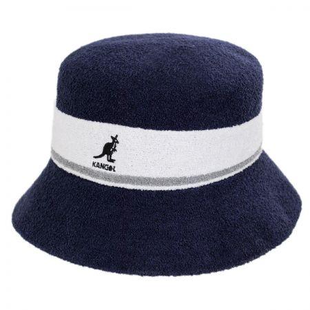 Bermuda Stripe Bucket Hat