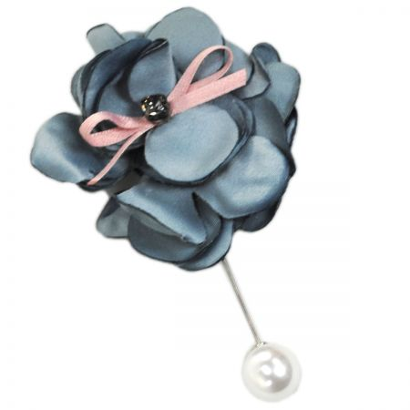 Jeanne Simmons Petite Flower Hat Pin