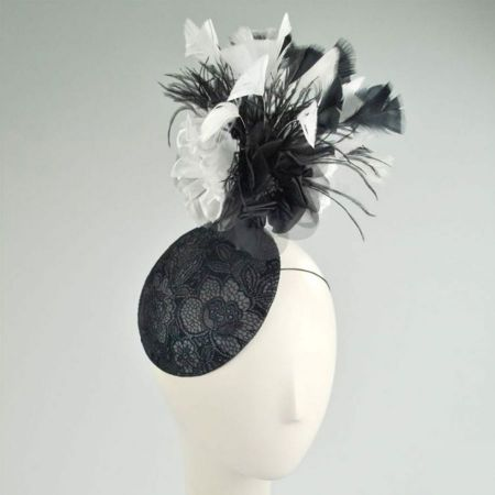 Arturo Rios Sunshine Fascinator Hat