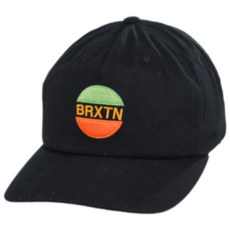 Brixton Hats Transmitter Snapback Baseball Cap