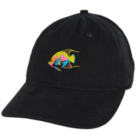 Tropical Strapback Baseball Cap