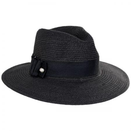 Ellery Toyo Straw Fedora Hat alternate view 1
