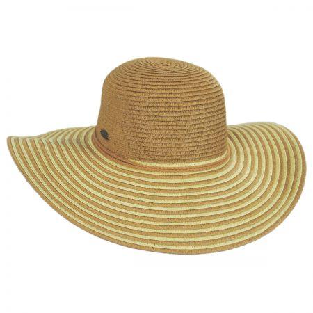 Panama Jack Sailor Knot Toyo Straw Swinger Hat